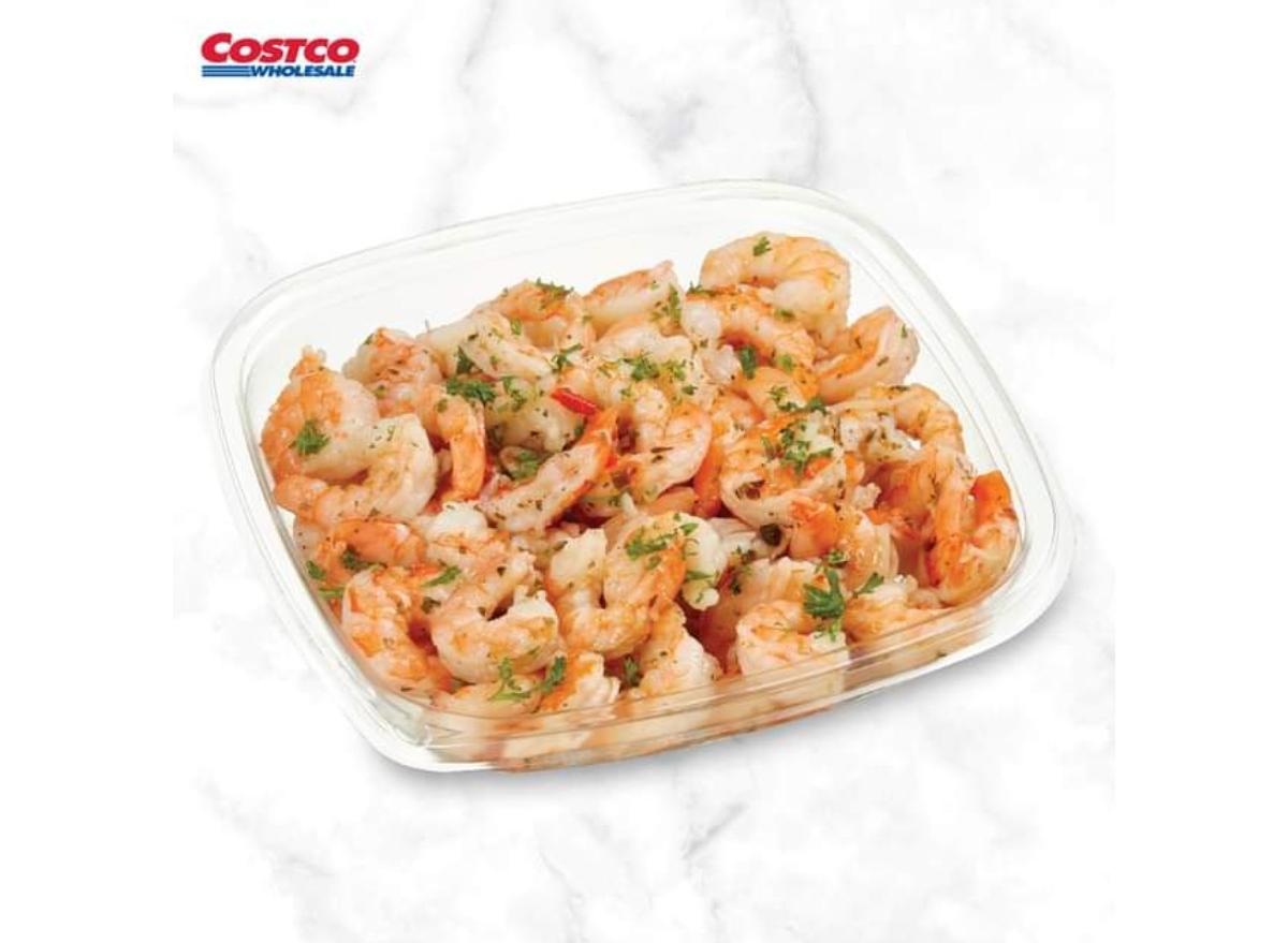 Costco shrimp salad