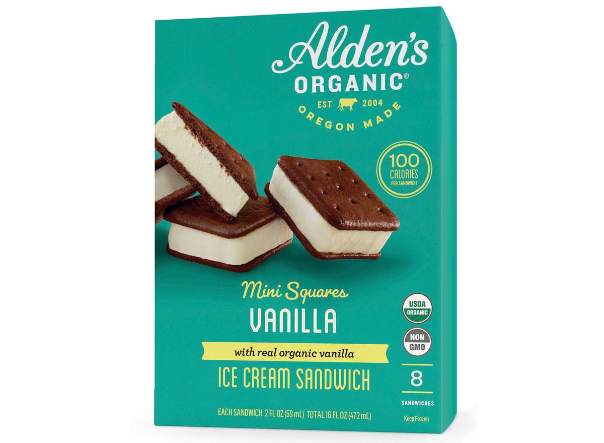 aldens ice cream sandwiches