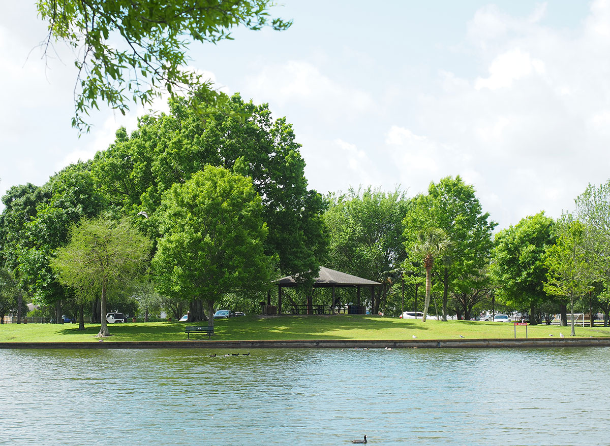 big lake city park new orleans