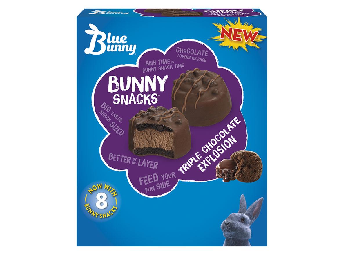 blue bunny bunny snacks