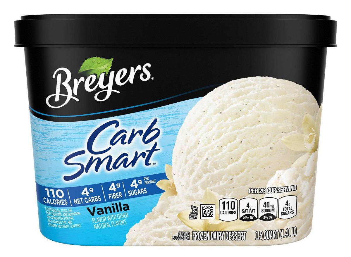 breyers carb smart vanilla