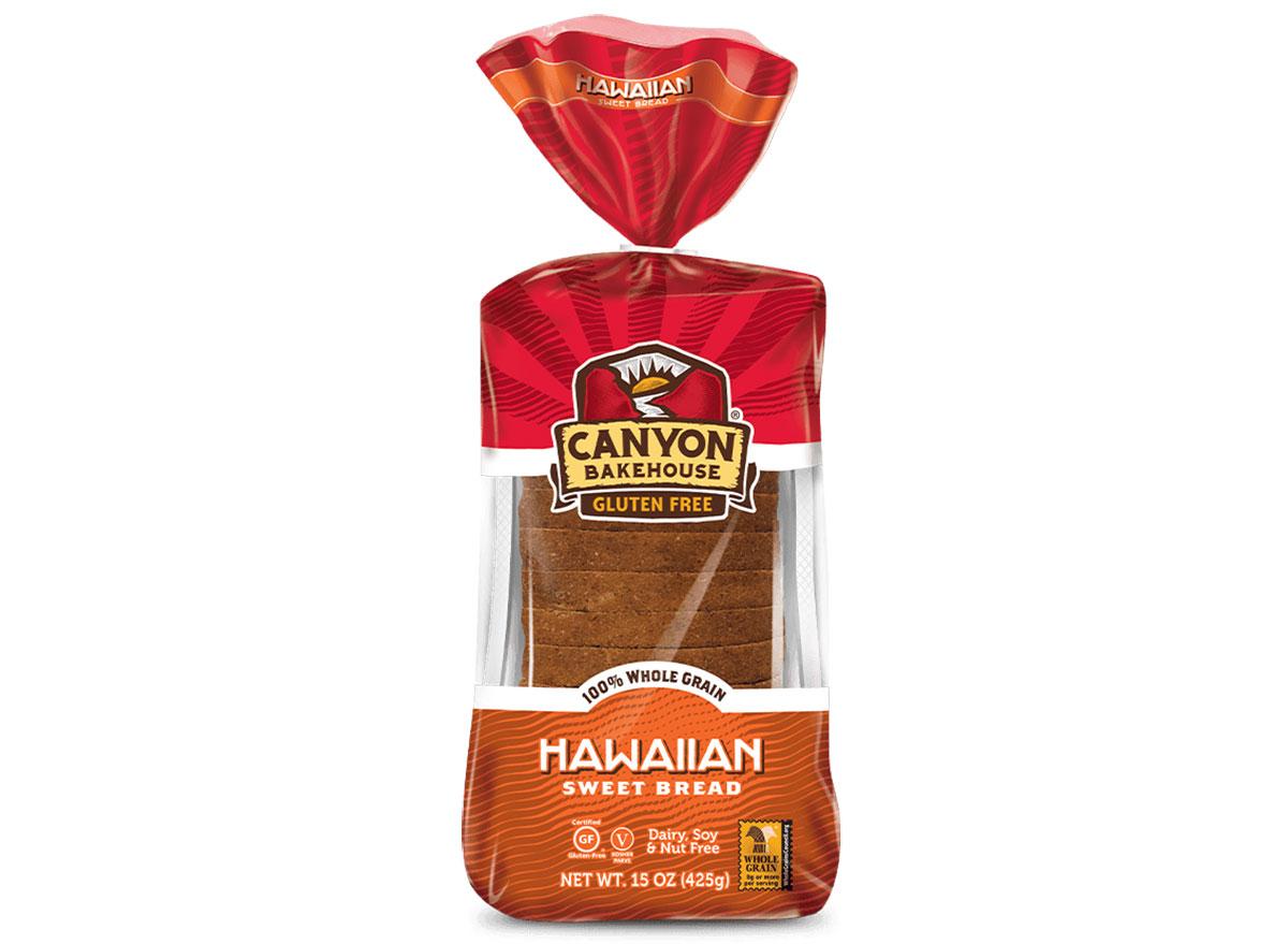 canyon bakehouse hawaiian sweet bread loaf