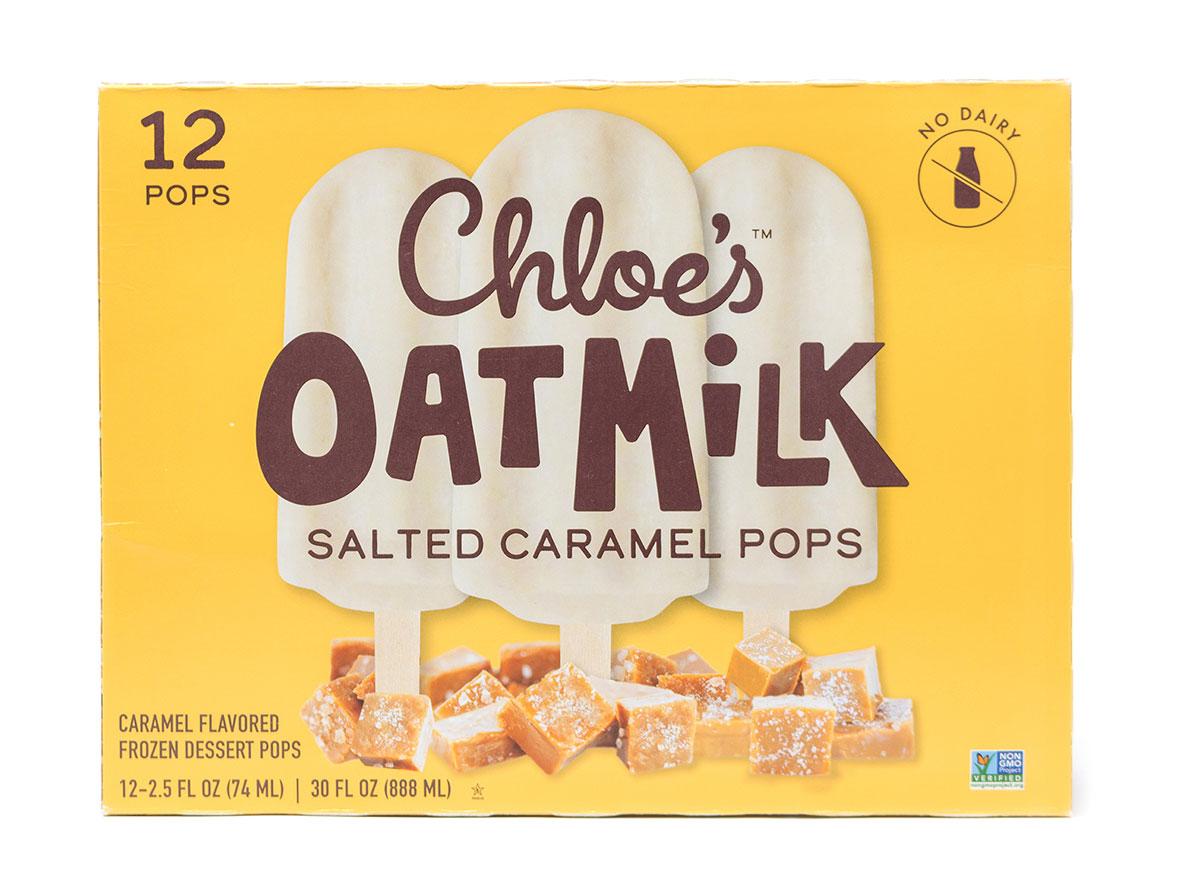 chloes oat milk pops