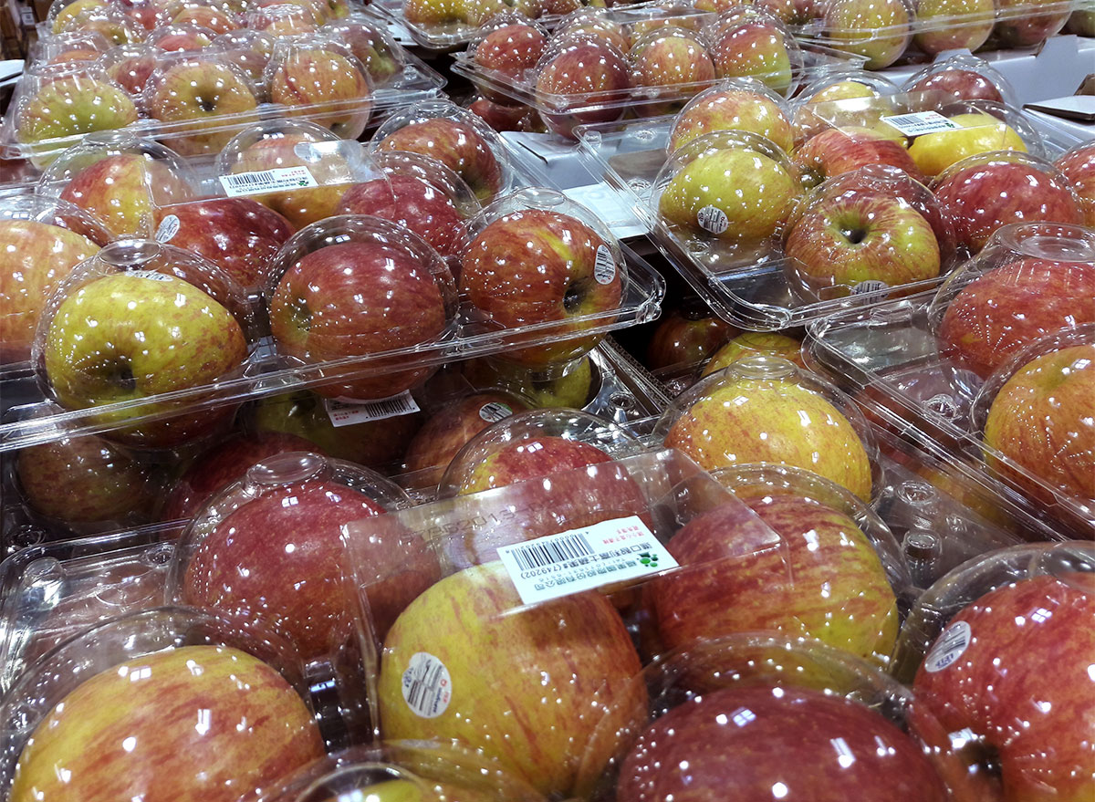 packages of costco apples