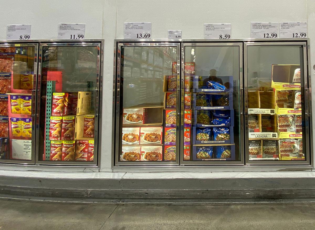 costco freezer