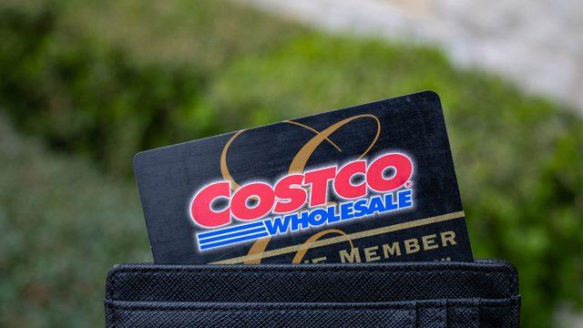 costco member card