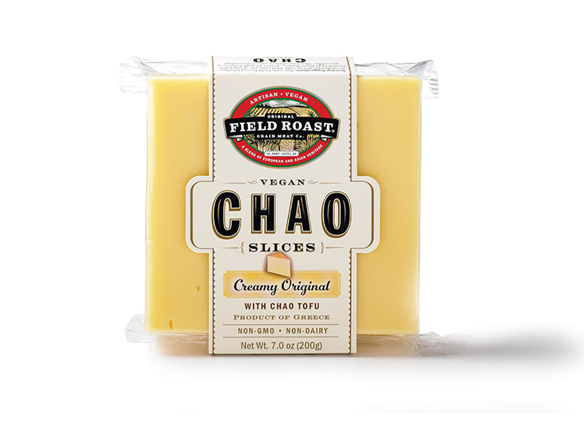 field roast chao slices vegan cheese