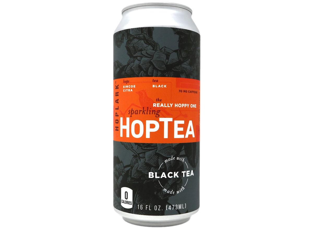 hoplark sparkling hop tea really hoppy one