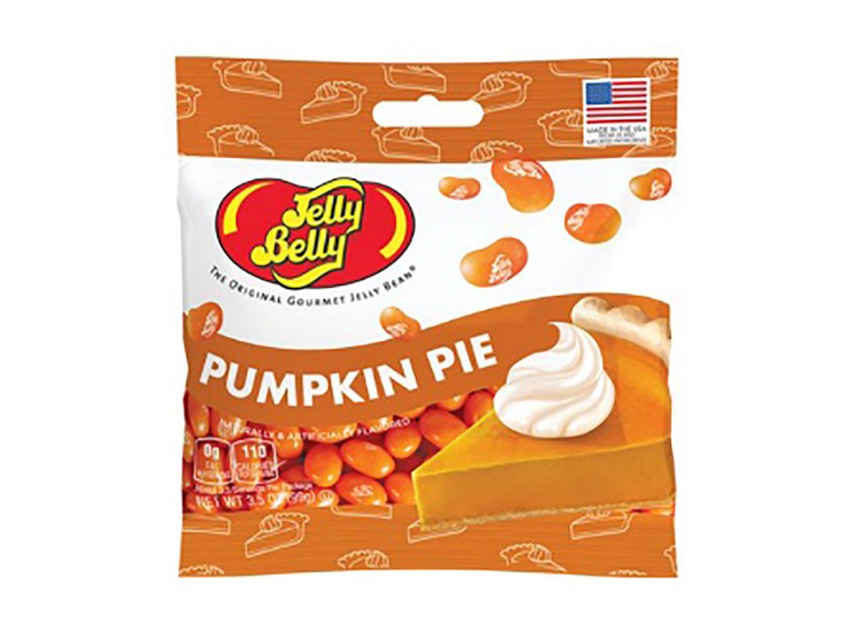 jelly belly pumpkin pie jelly beans