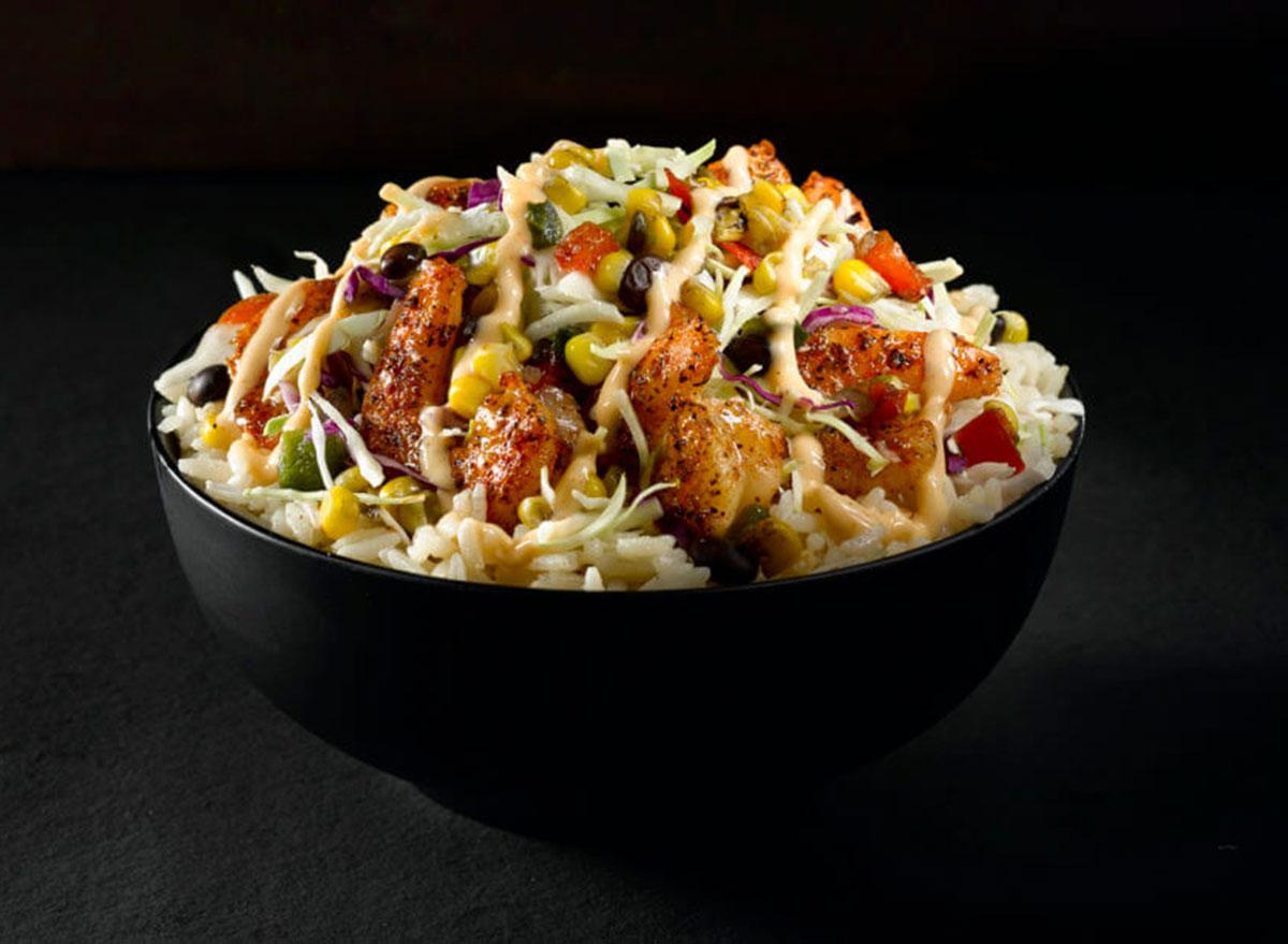 long john silvers grilled shrimp bowl