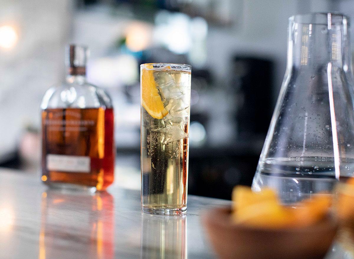 orange soda long drink