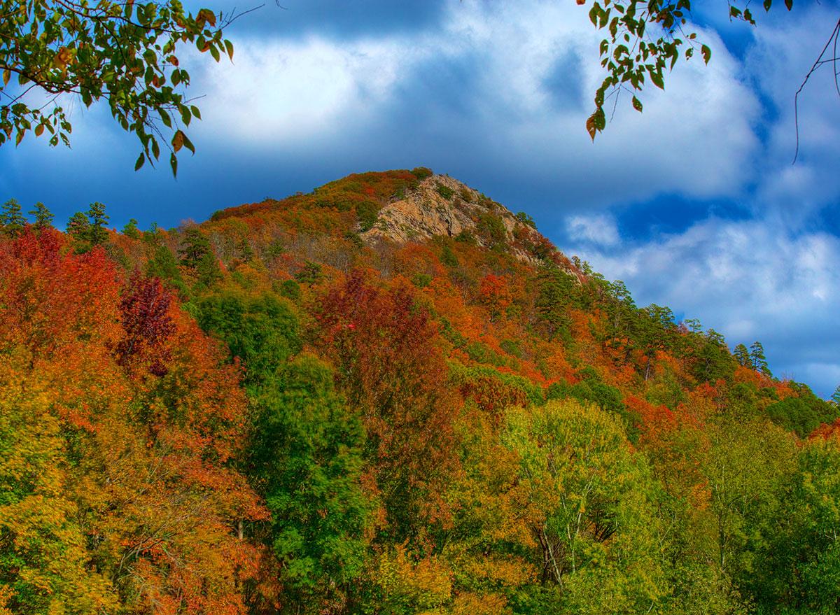 pinnacle mountain arkansas