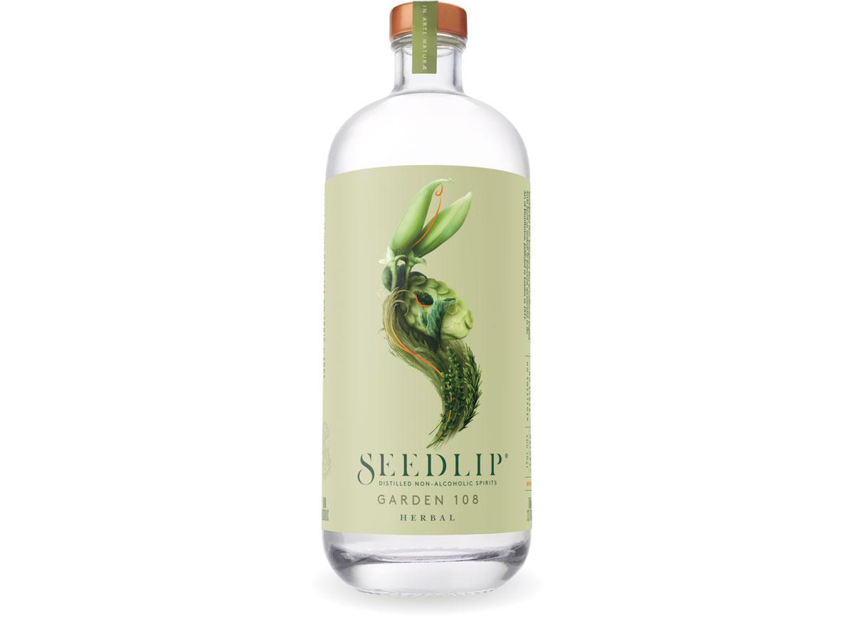 seedlip garden herbal distilled non alcoholic spirit