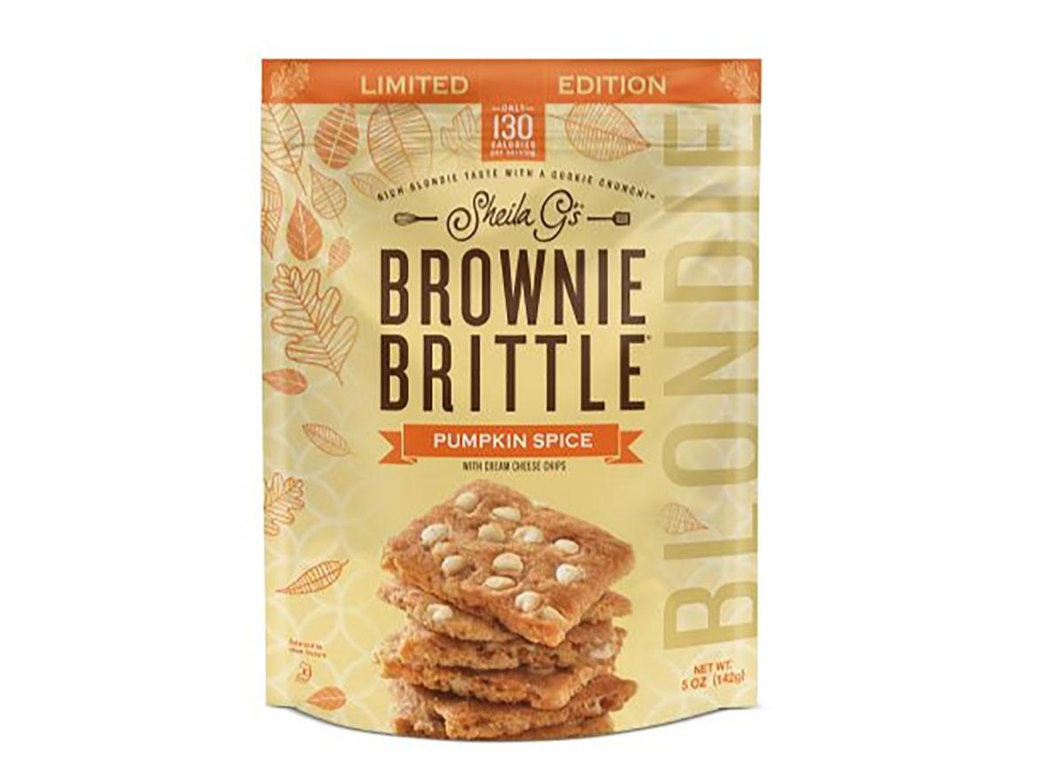 bag of sheila gs blondie brittle