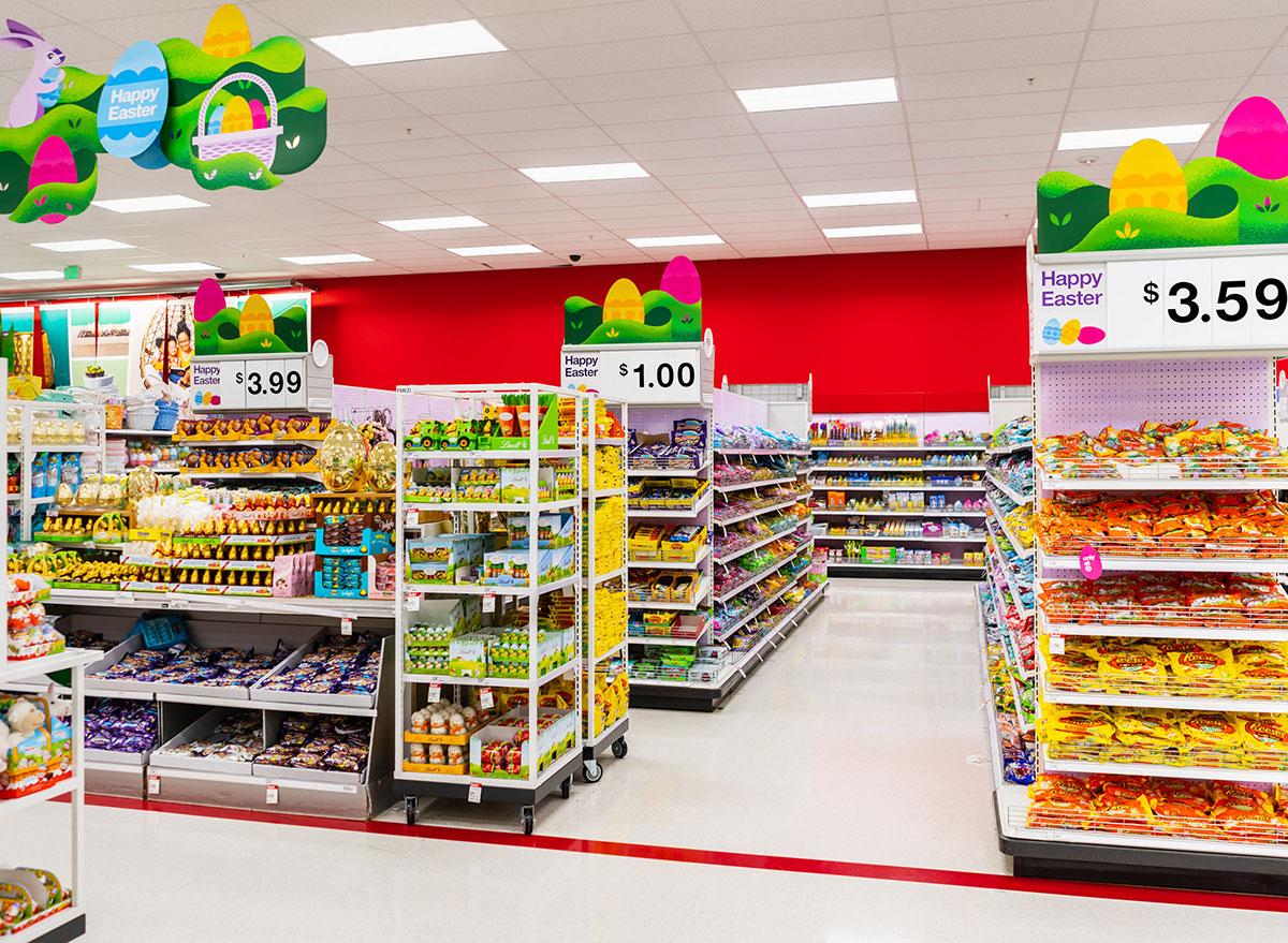 target holiday shopping