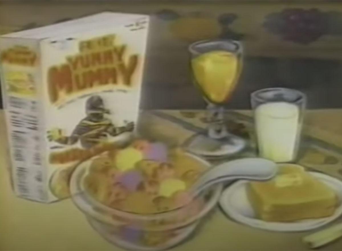 yummy mummy cereal