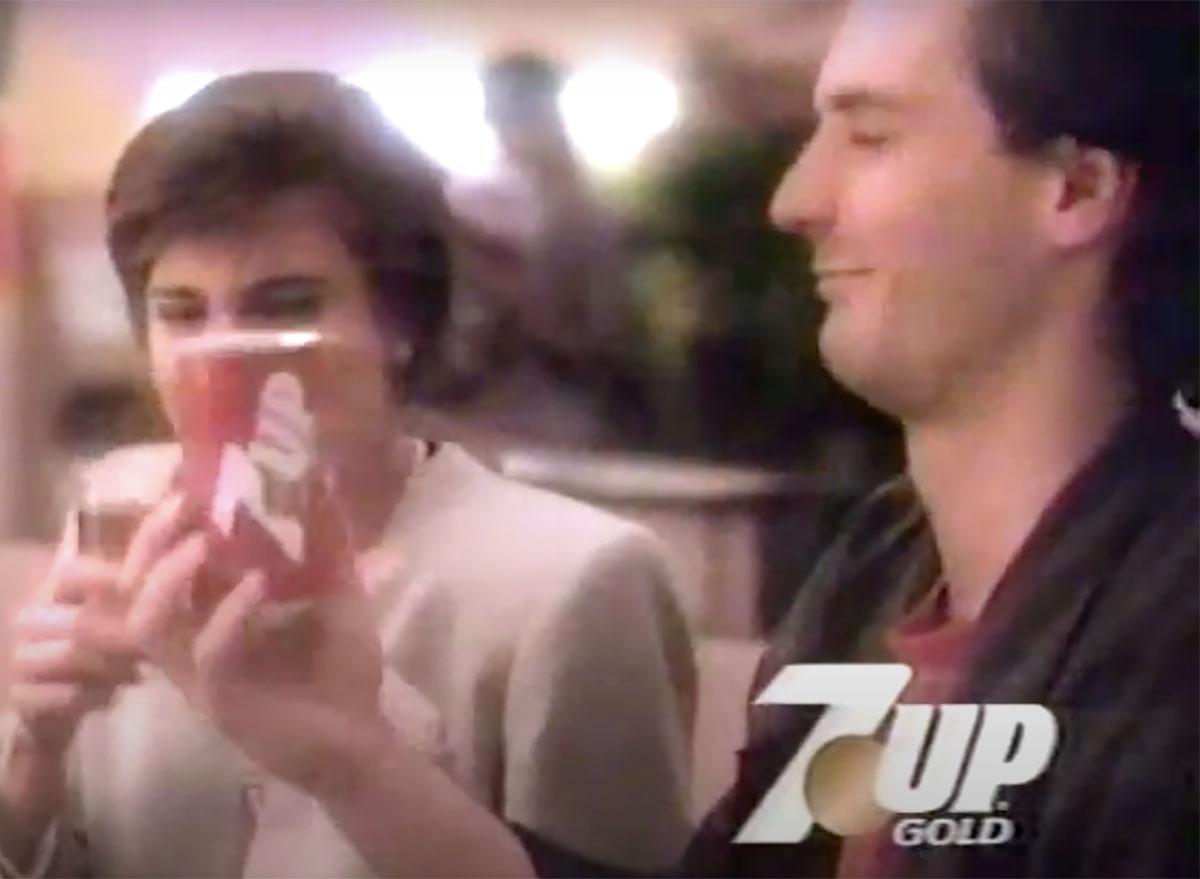 7up gold commercial still