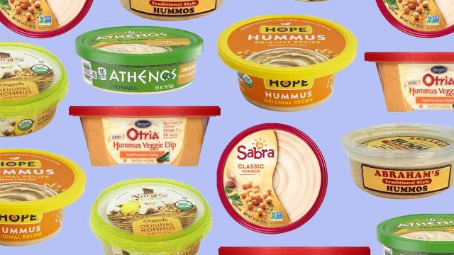 best worst hummus brands