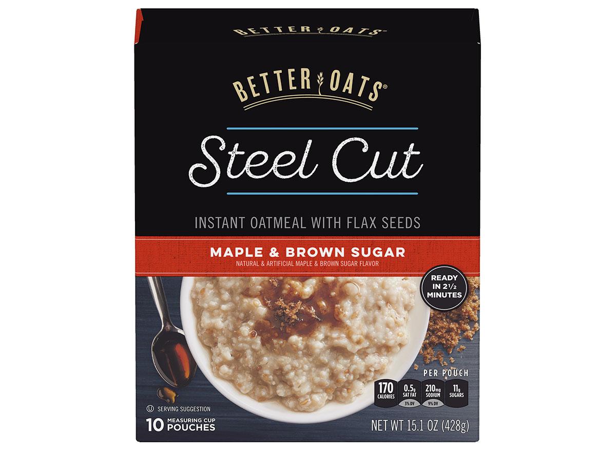 better oats steel cut