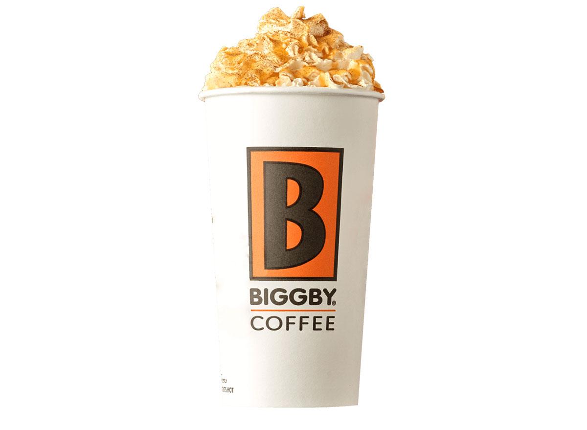 biggby pumpkin spice