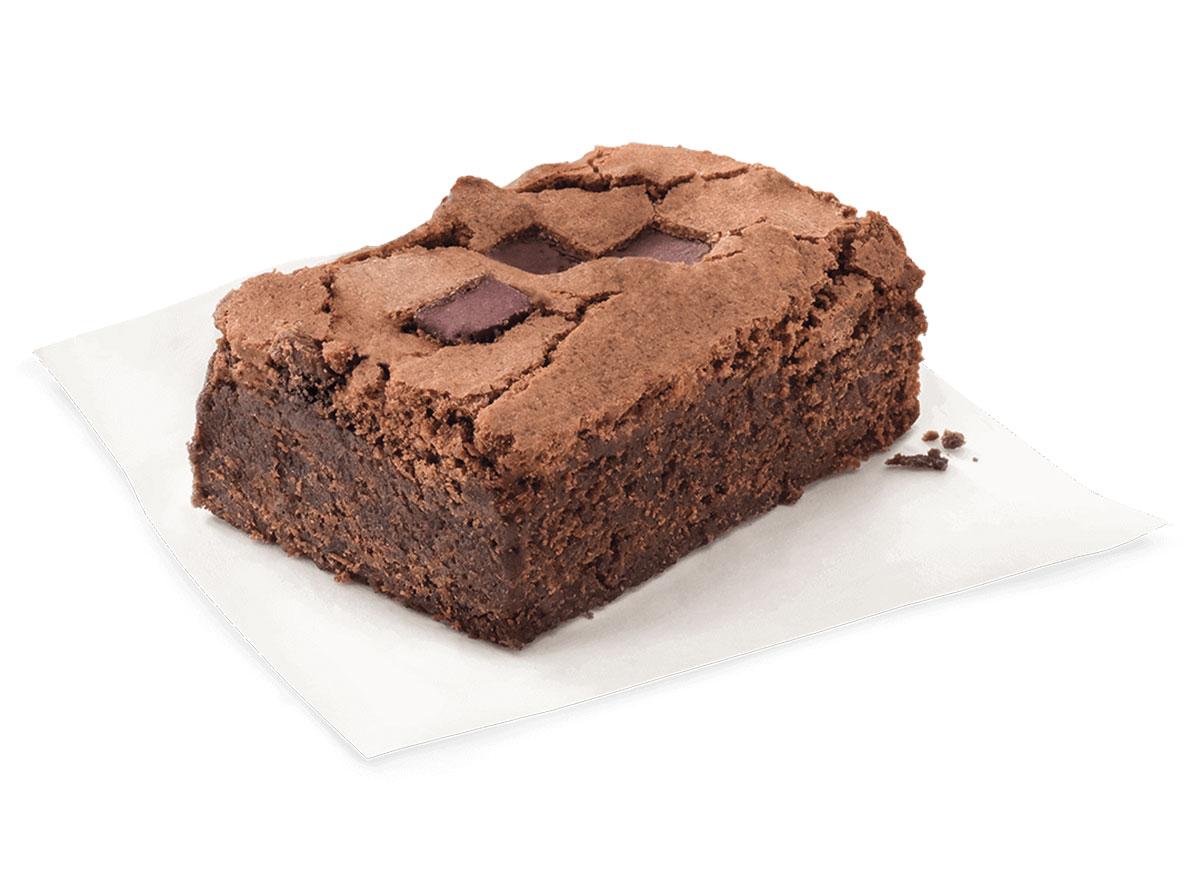 chick fil a fudge brownie