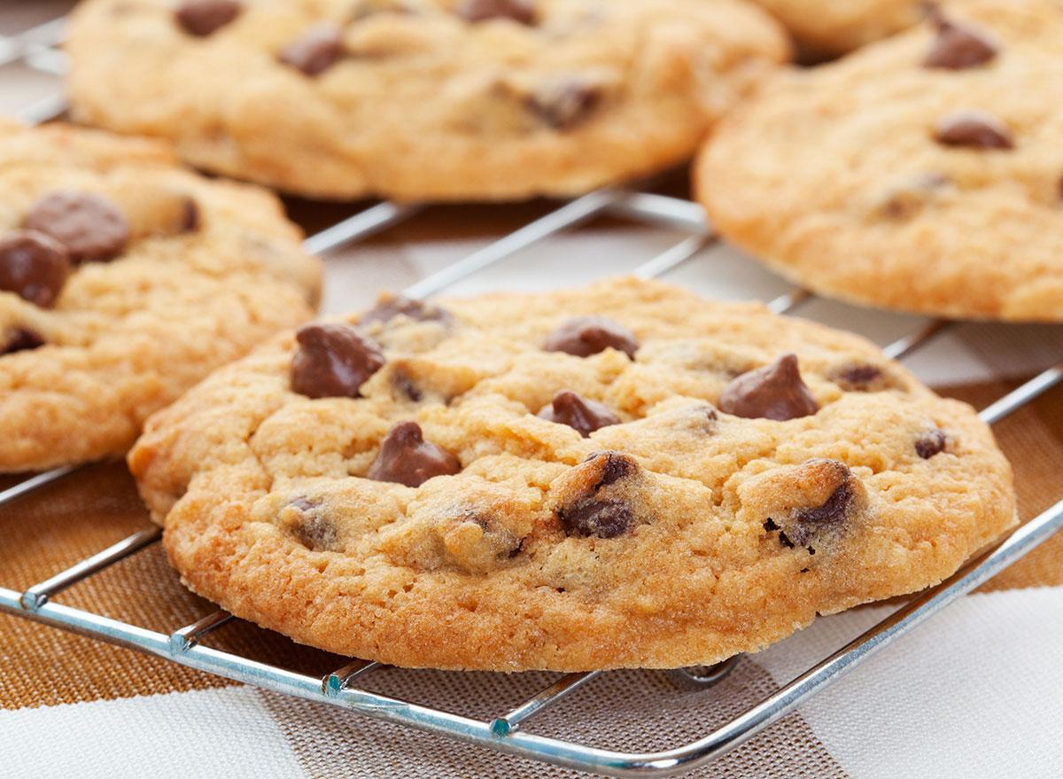 cookies cooling rack