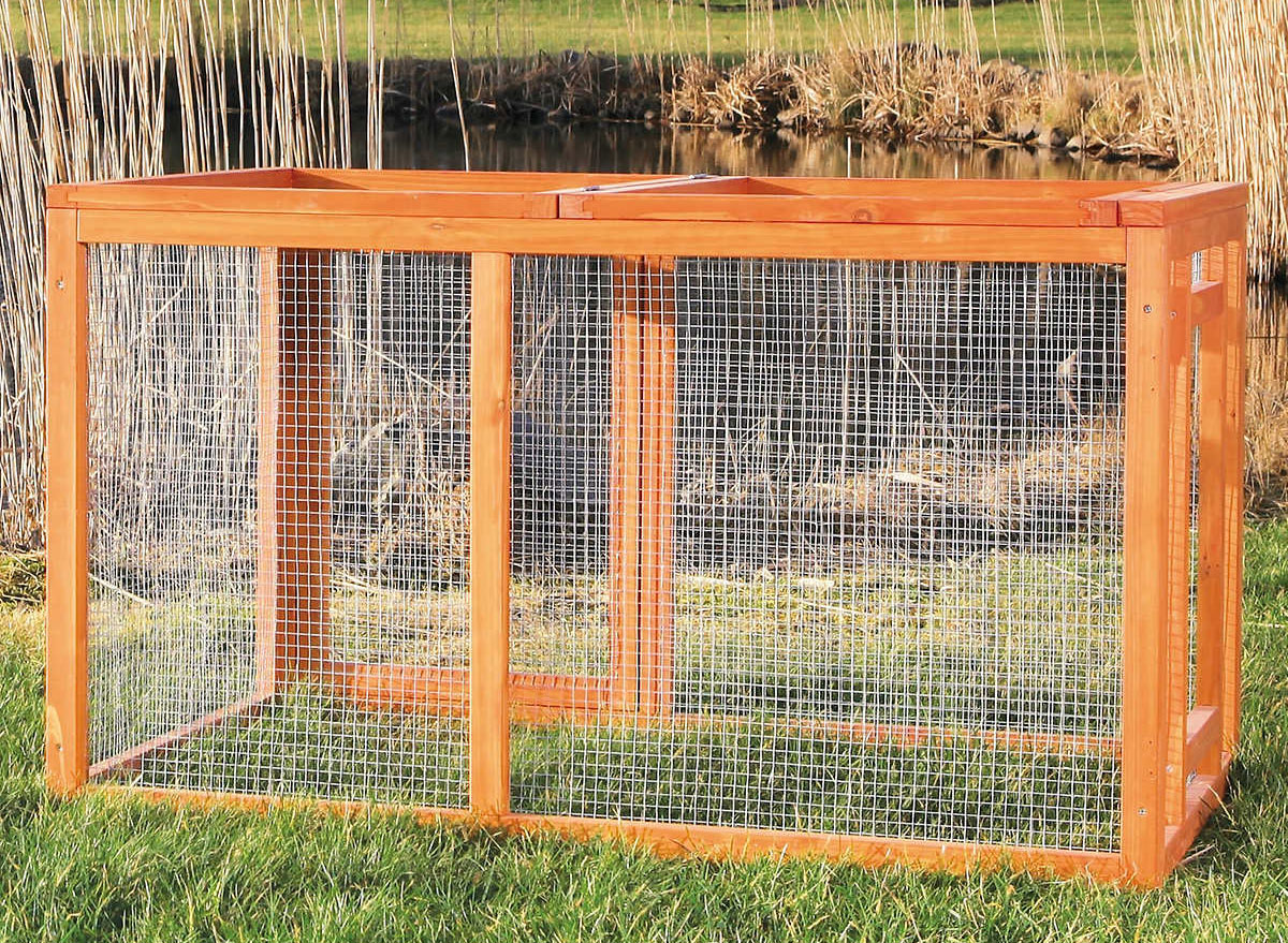 outdoor chicken coop from costco