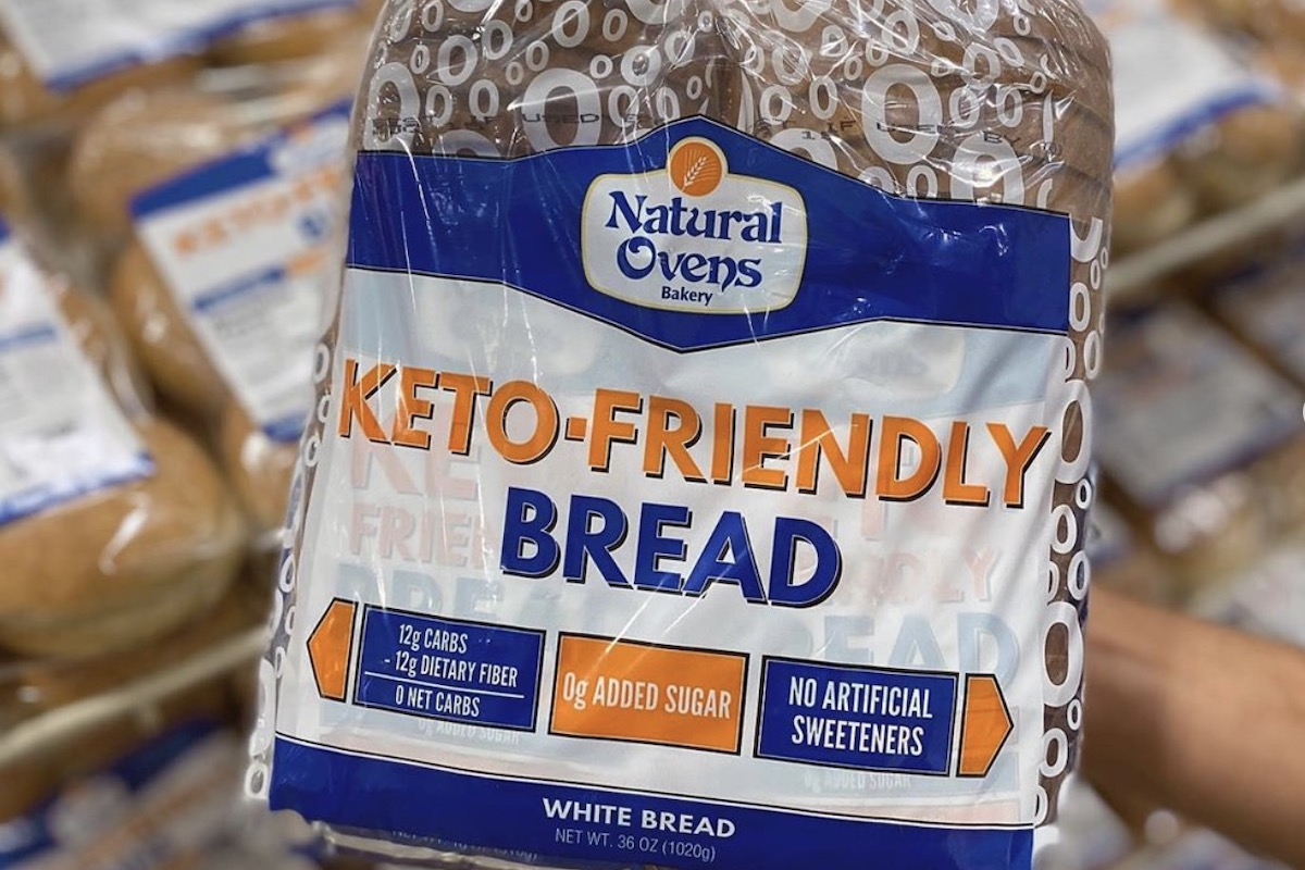 keto friendly bread natural ovens