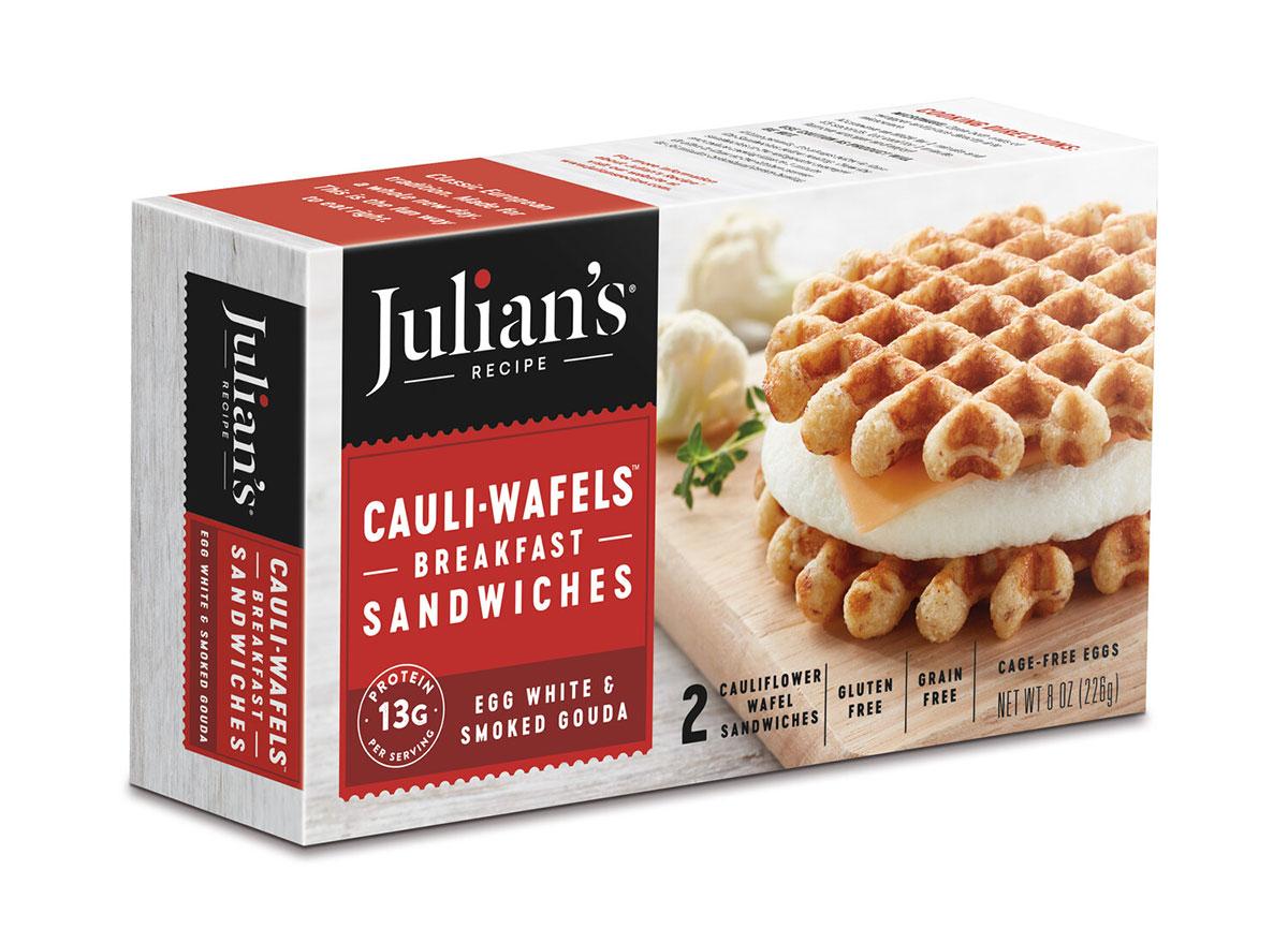 julians breakfast sandwiches