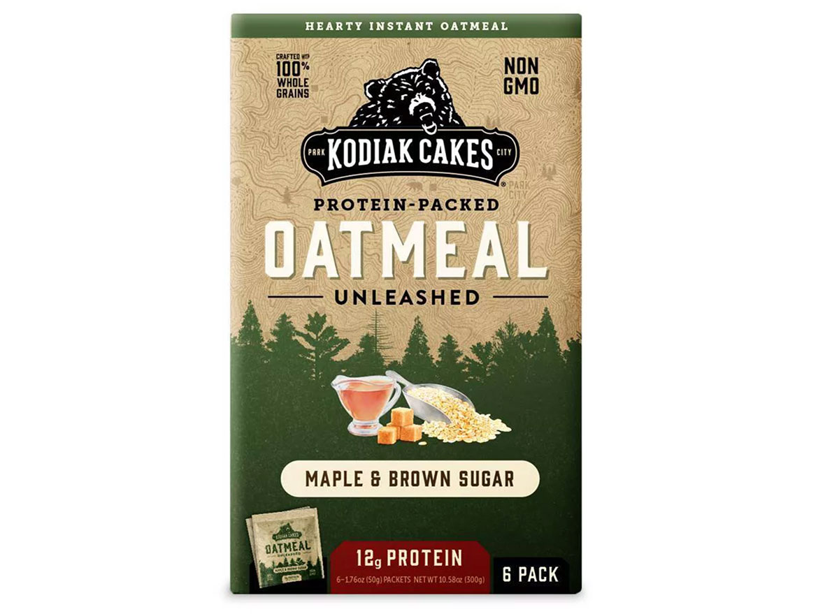 kodiak cakes oatmeal