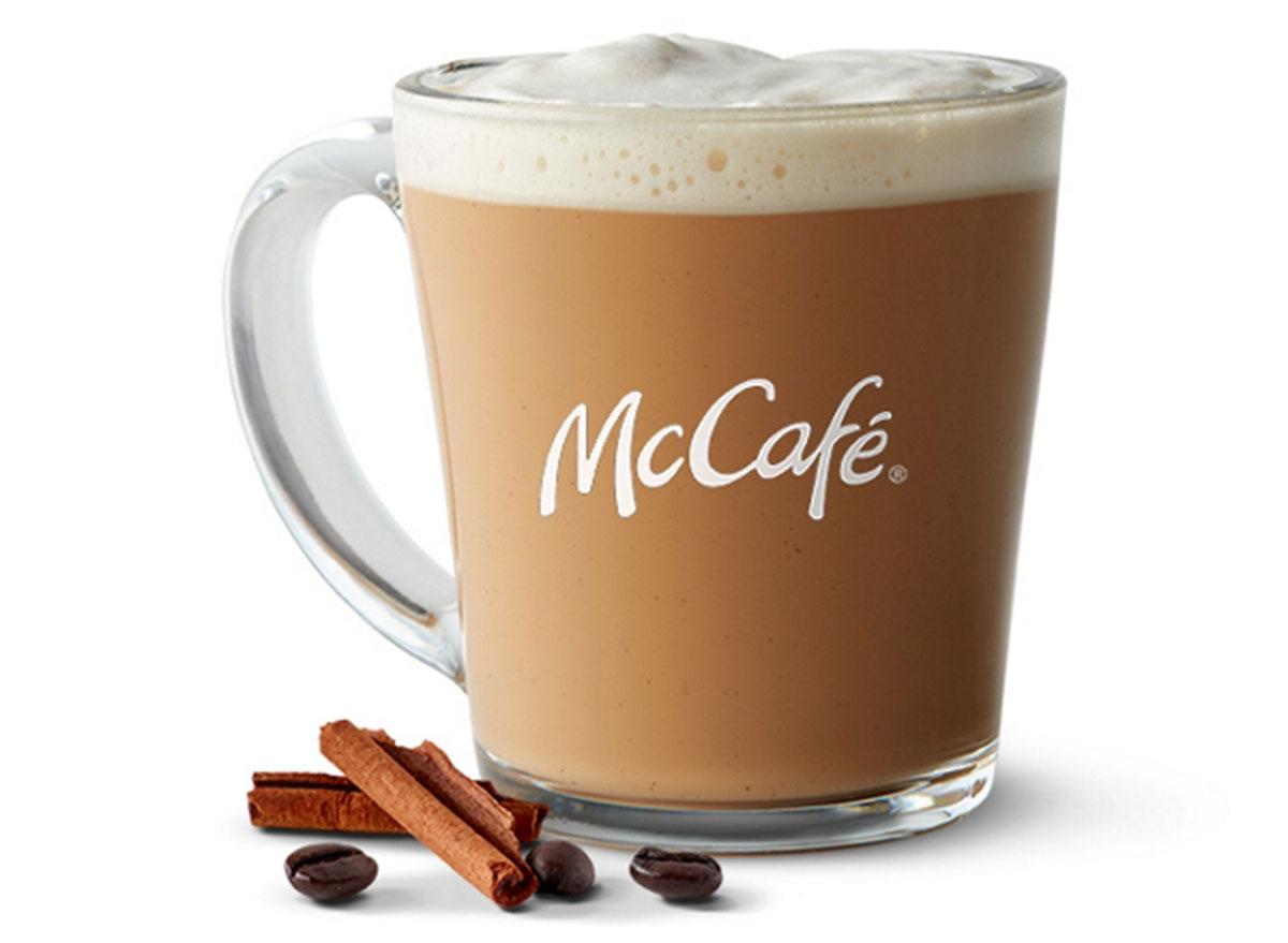 mcdonalds pumpkin spice