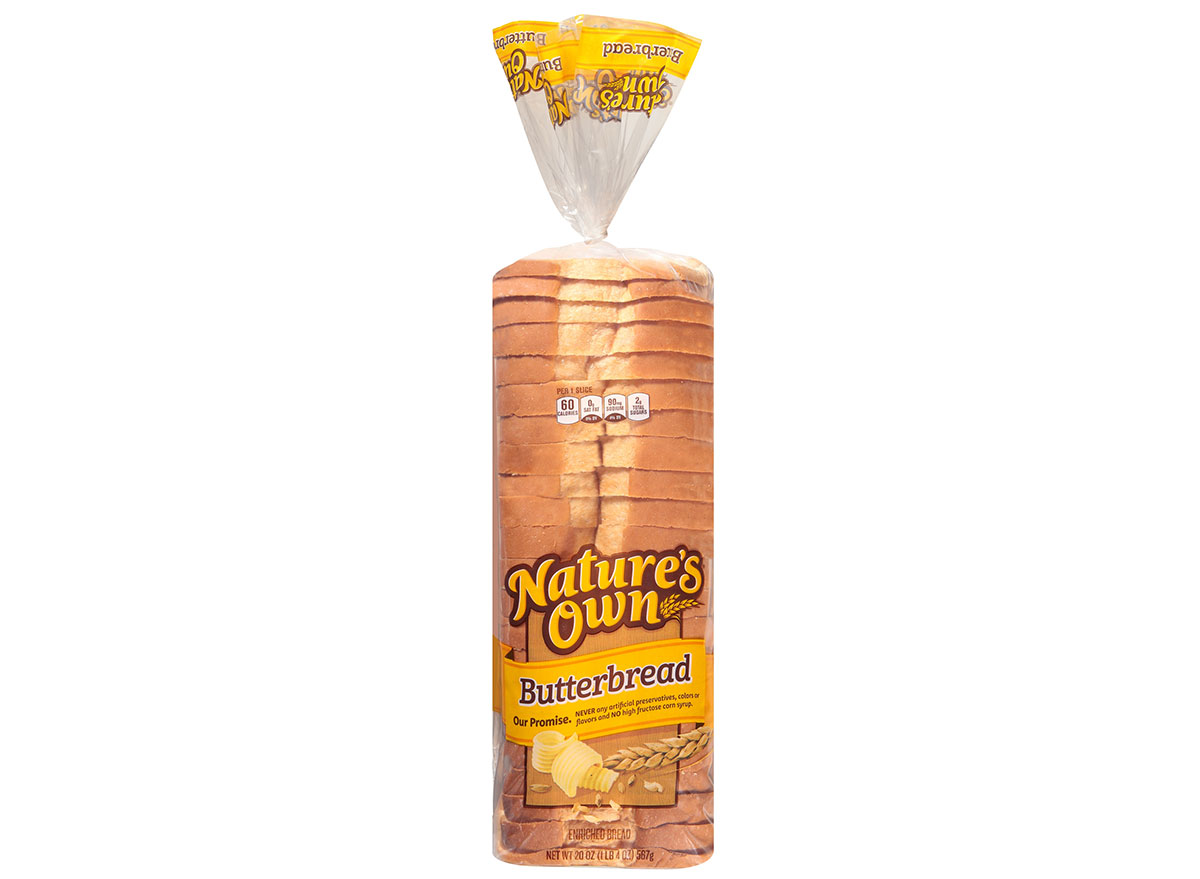 natures own butterbread