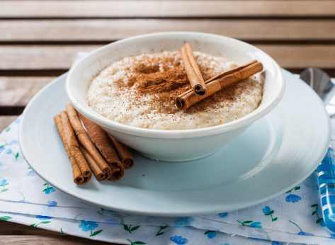 oatmeal cinnamon