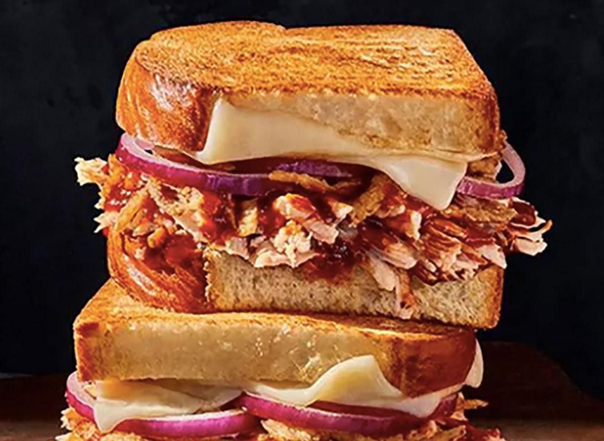 panera bbq chicken sandwich