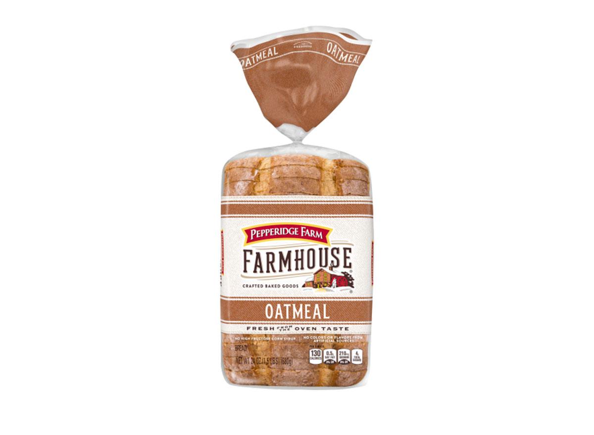 pepperidge farm farmhouse oatmeal bread
