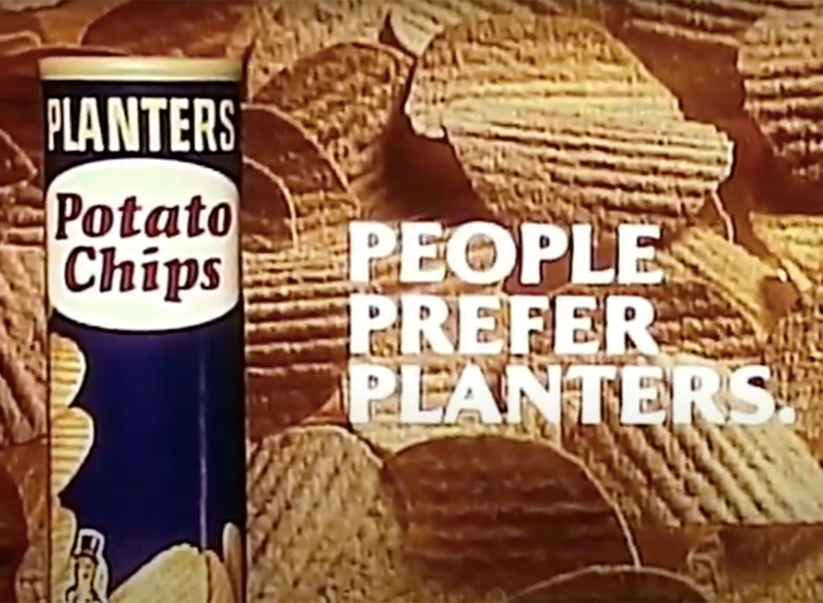 can of planters potato chips