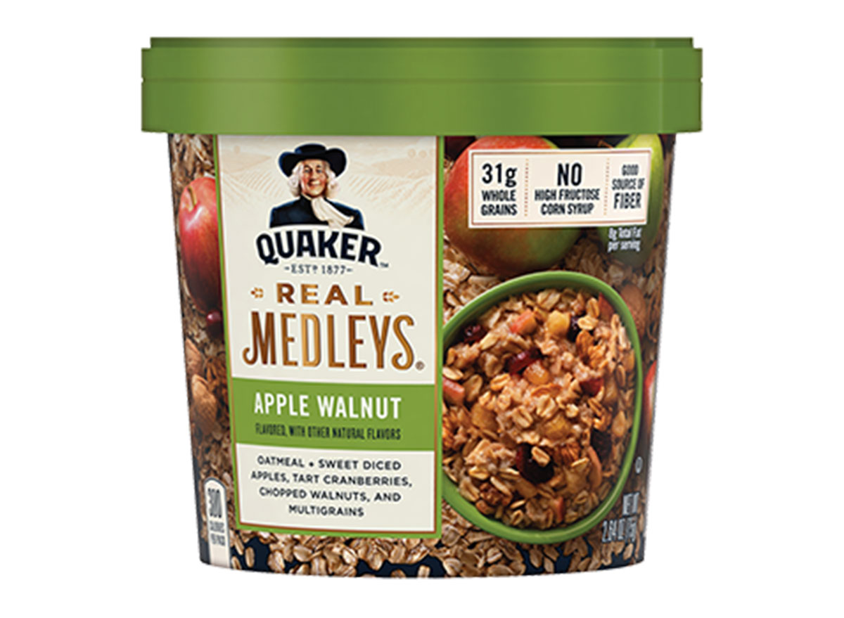 quaker real medleys
