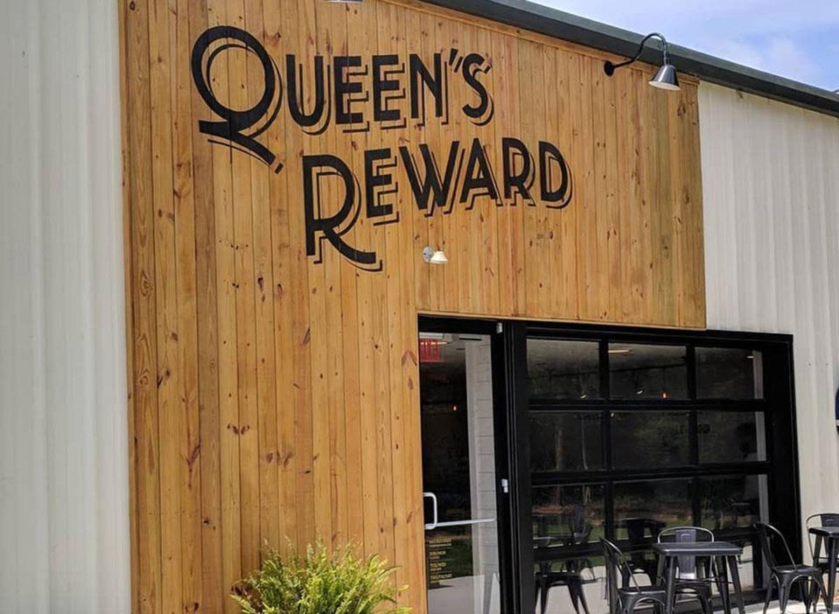 queens reward