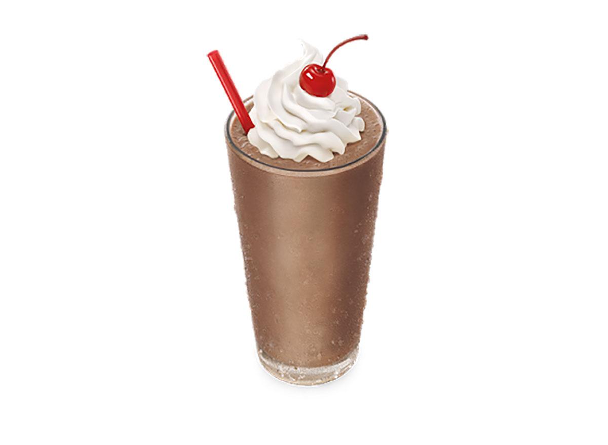 sonic hot fudge shake