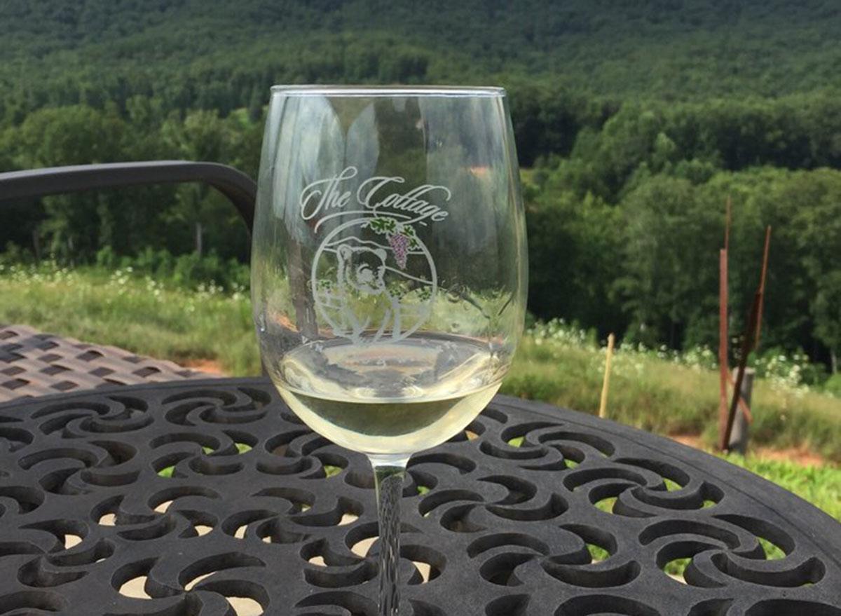 the cottage vineyard