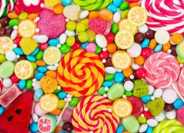 The Most Popular Candy the Year You Were Born