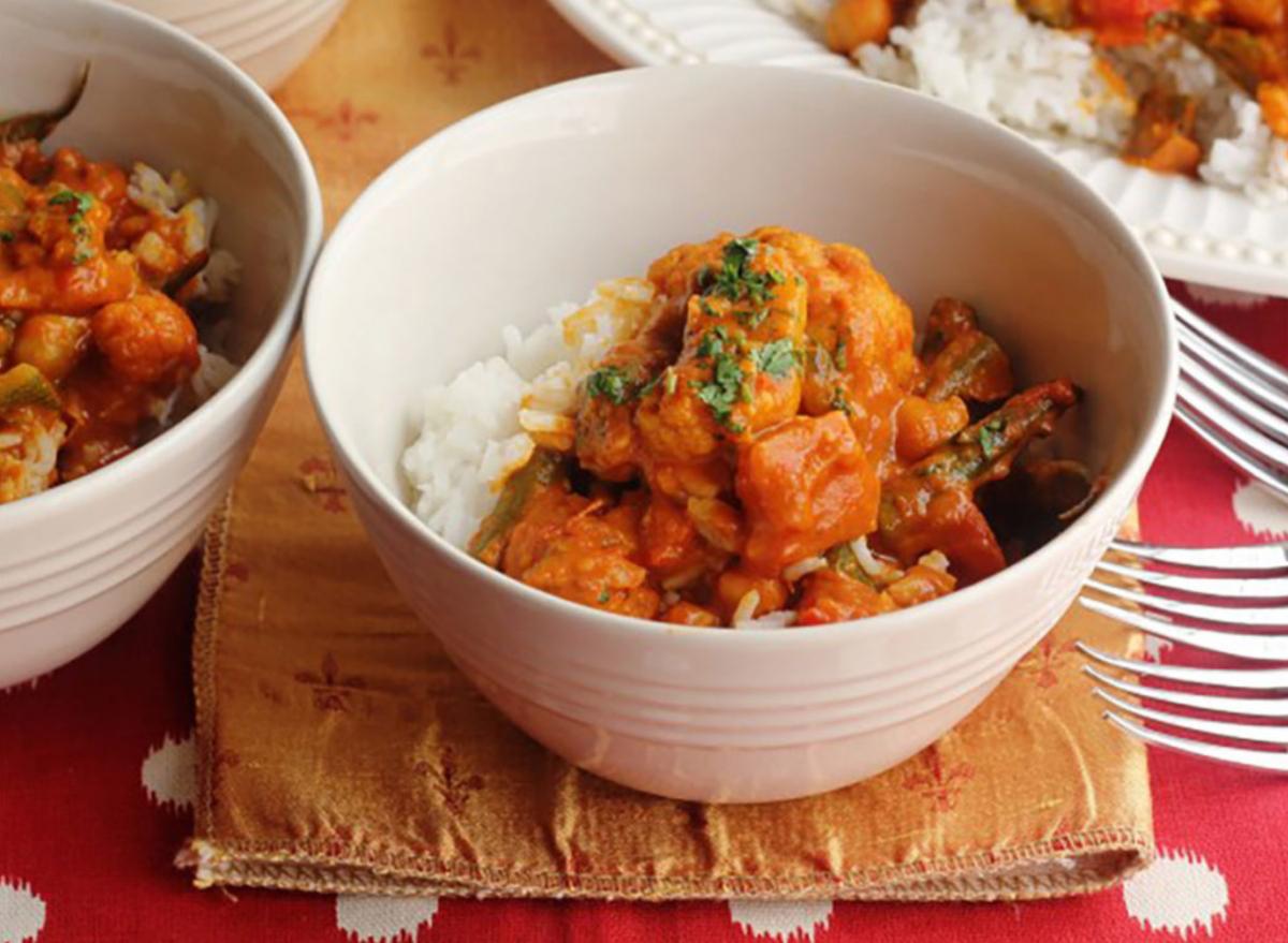 emerils vegetable curry