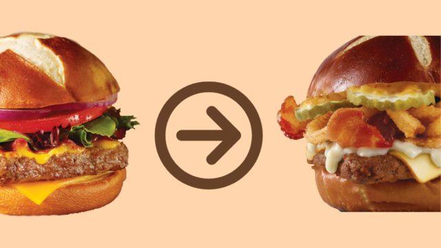 wendys bacon burger