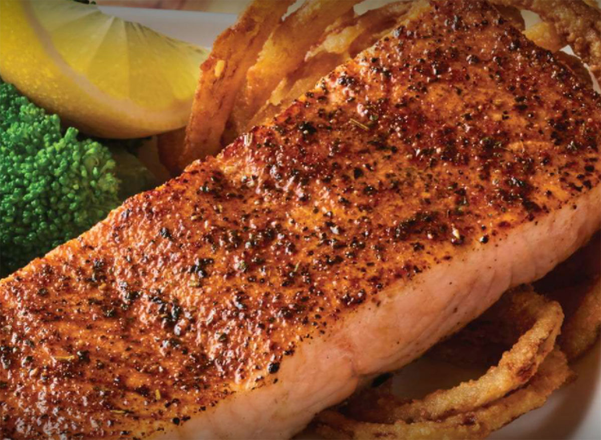 applebees salmon