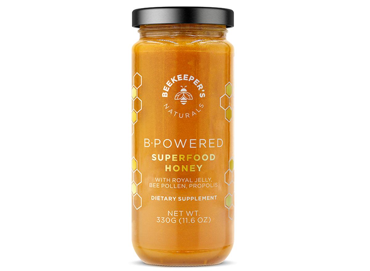 beekeepers superfood honey