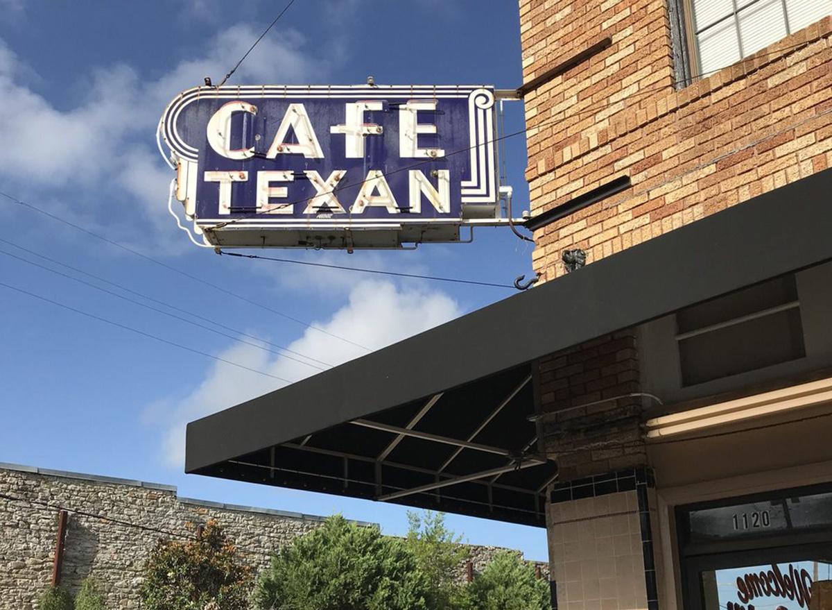 cafe texan