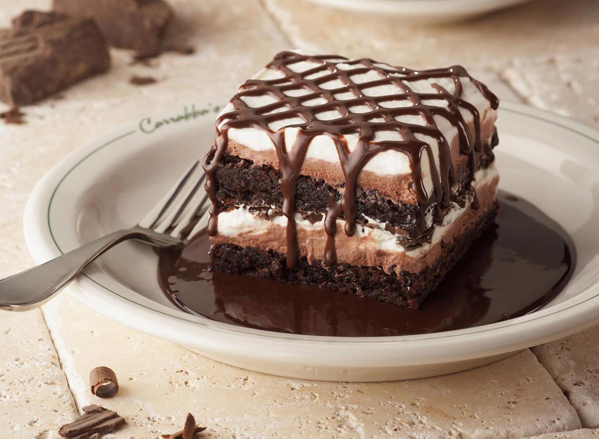 carrabbas sogno di cioccolata chocolate dream