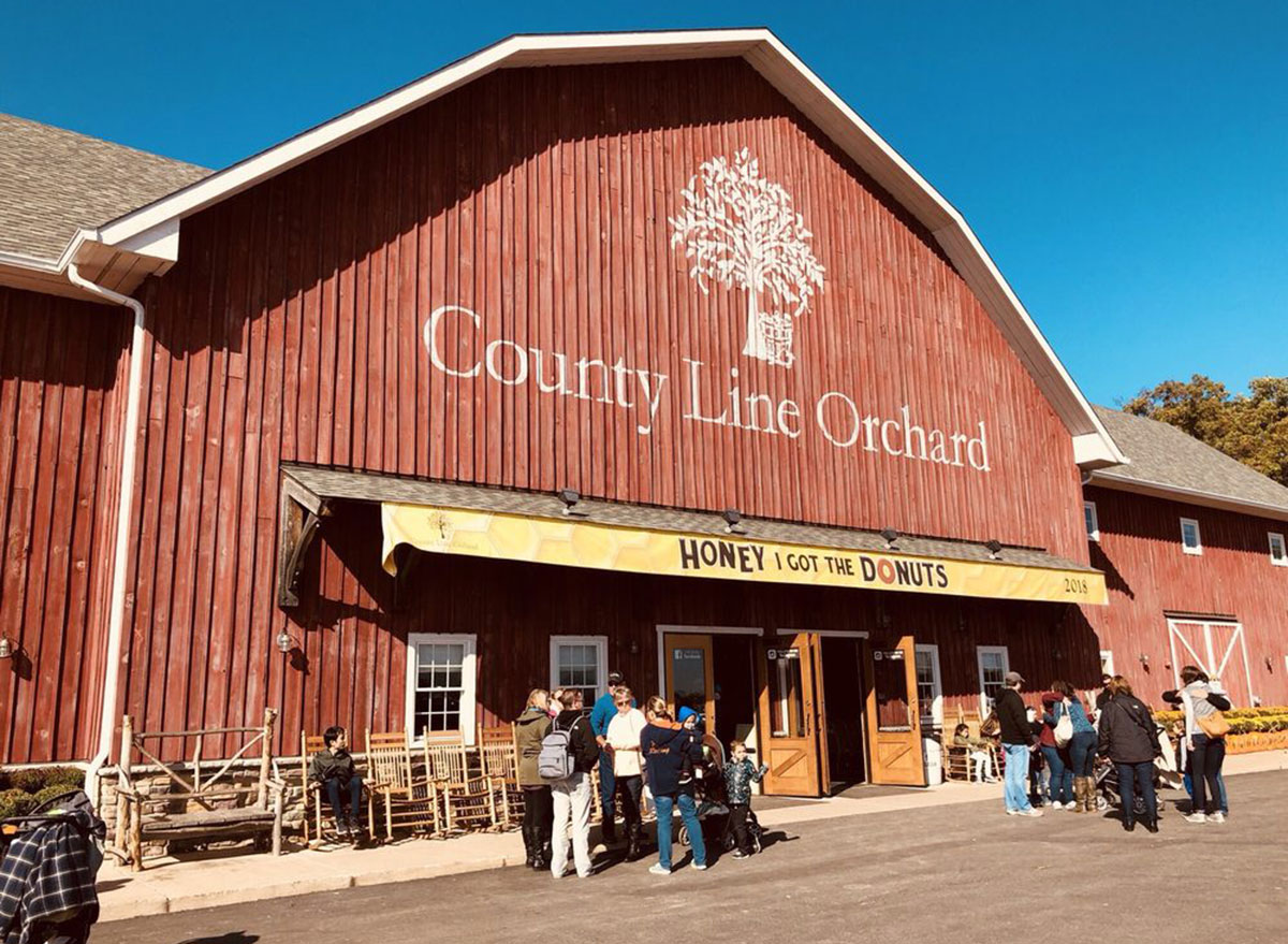 county line orchards indiana
