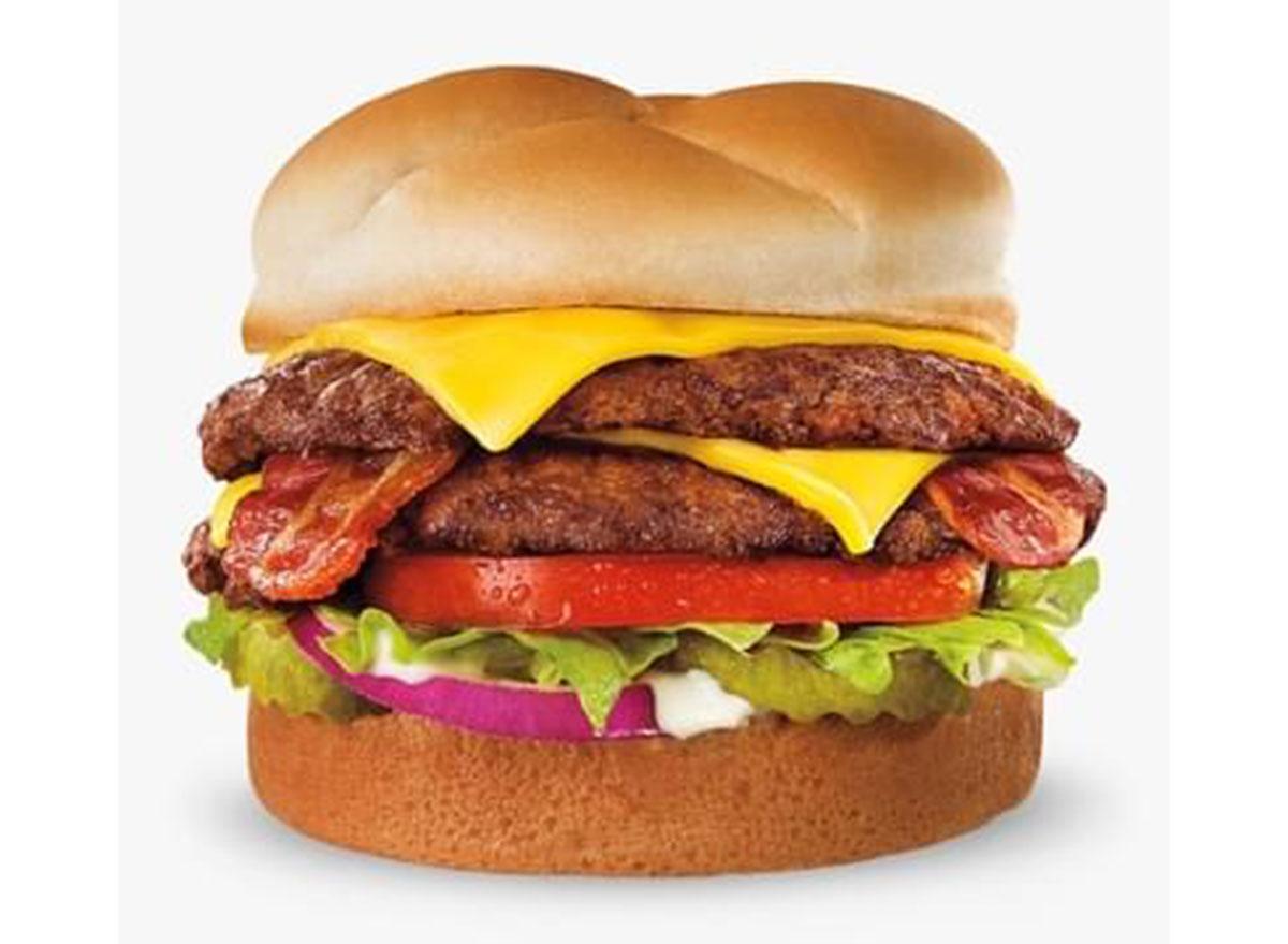 culvers triple deluxe burger