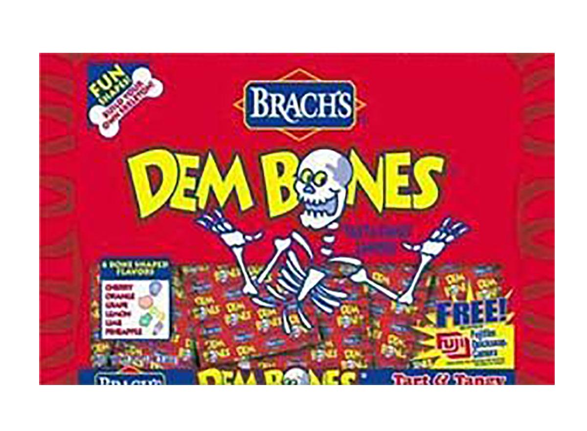 dem bones candy